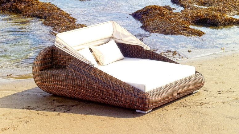 Deep seating cushion